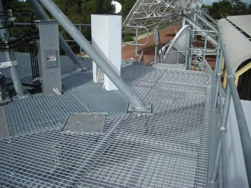 Optus new Antenna Frame Floor Completed